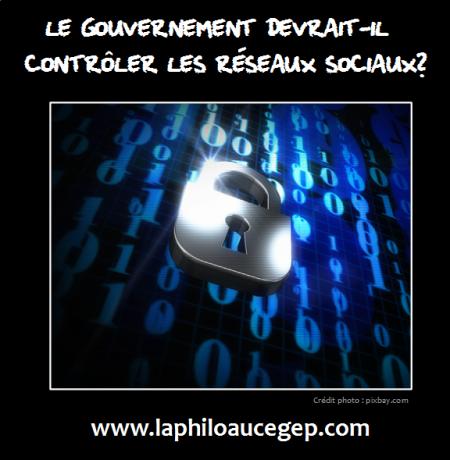 Le gouvernement devrait-il controler les reseaux sociaux 2